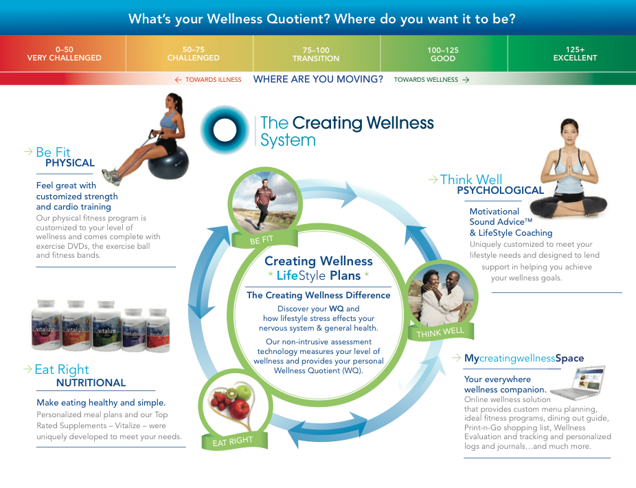 Creating 20Wellness 20System